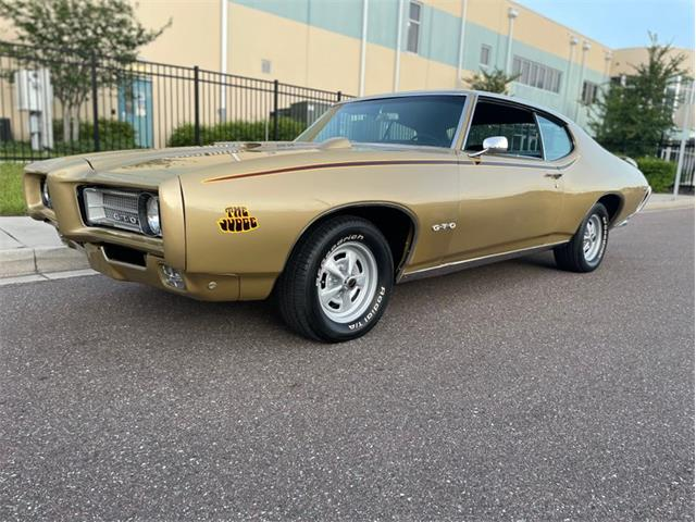 1969 Pontiac GTO (CC-1522092) for sale in Clearwater, Florida