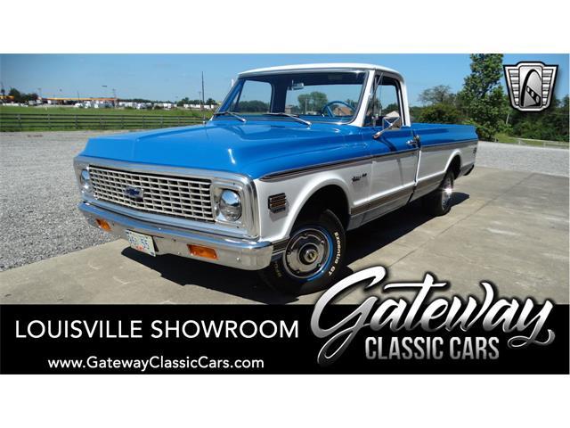 1971 Chevrolet C10 (CC-1522099) for sale in O'Fallon, Illinois