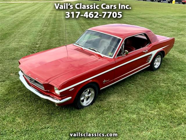 1966 Ford Mustang (CC-1522129) for sale in Greenfield, Indiana