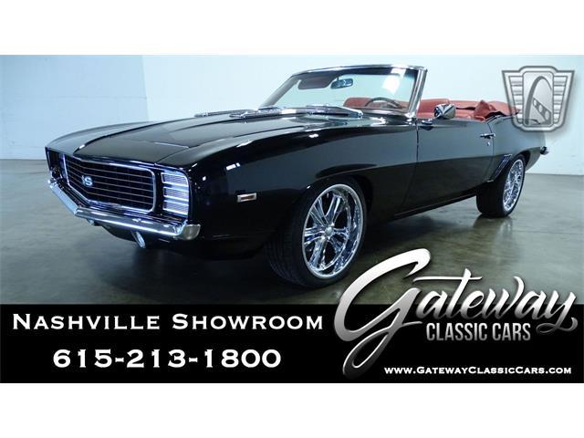 1969 Chevrolet Camaro (CC-1522131) for sale in O'Fallon, Illinois