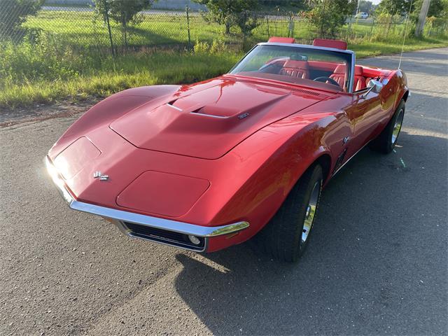 1969 Chevrolet Corvette (CC-1522148) for sale in Jacksonville, fl, Florida