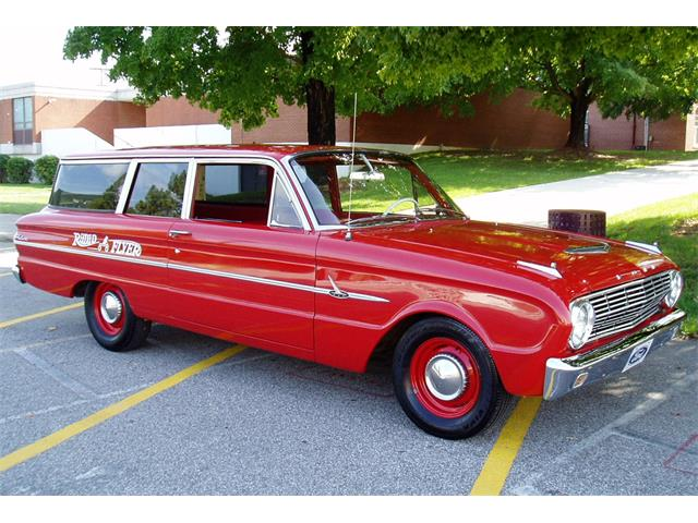 1963 Ford Falcon (CC-1522155) for sale in hopedale, Massachusetts
