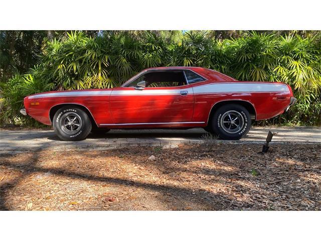 1974 Plymouth Cuda (CC-1522164) for sale in Stuart, Florida
