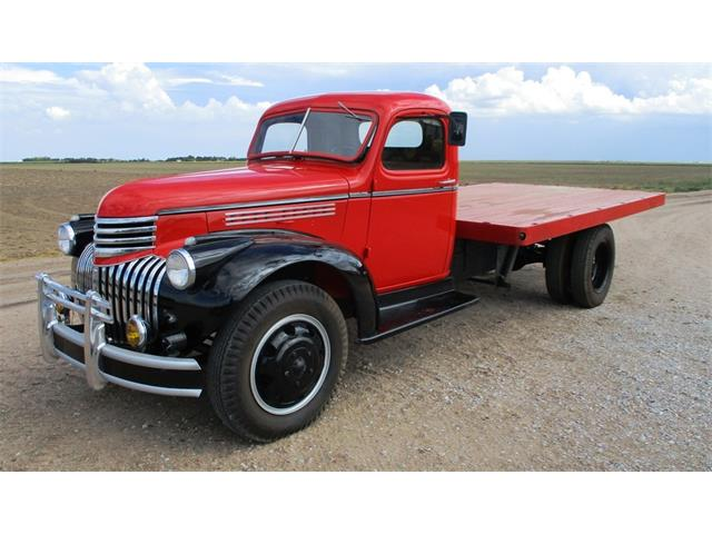 1946 Chevrolet 1-1/2 Ton Pickup (CC-1522168) for sale in GREAT BEND, Kansas