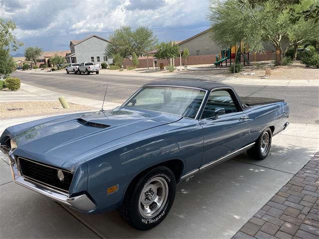 1971 Ford Ranchero (CC-1522171) for sale in Sahuarita, Arizona