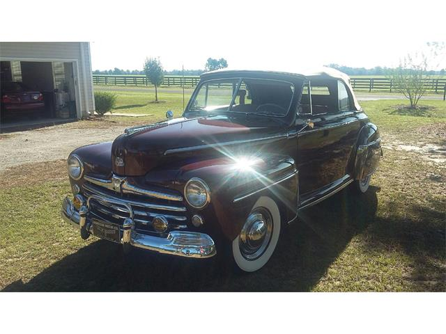 1948 Ford Super Deluxe (CC-1522175) for sale in Wagener, South Carolina