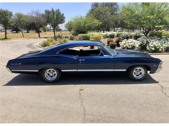 1967 Chevrolet Impala (CC-1522187) for sale in Novato, California