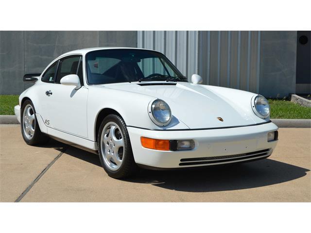 1993 Porsche 911RS America (CC-1522190) for sale in Houston, Texas
