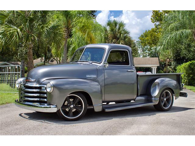 1950 Chevrolet 3100 (CC-1522193) for sale in Eustis, Florida