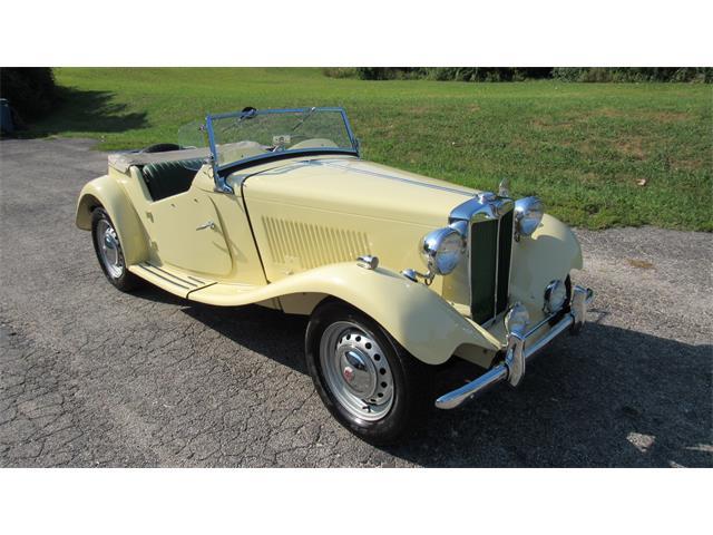 1952 MG TD (CC-1522196) for sale in Washington, Missouri