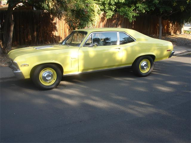 1970 Chevrolet Nova SS (CC-1522197) for sale in AURORA, Colorado