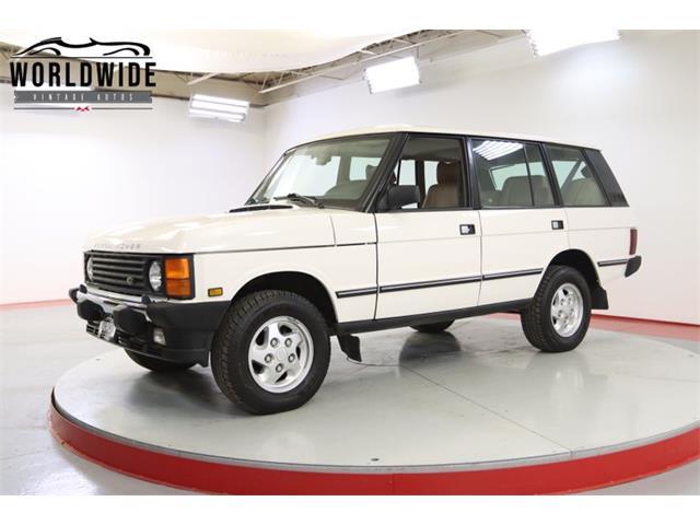 1995 Land Rover Range Rover (CC-1522227) for sale in Denver , Colorado