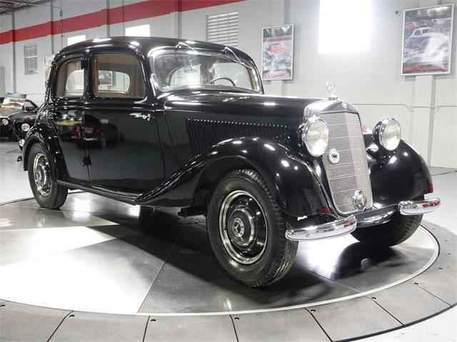 1949 Mercedes-Benz 170S (CC-1522241) for sale in Pittsburgh, Pennsylvania