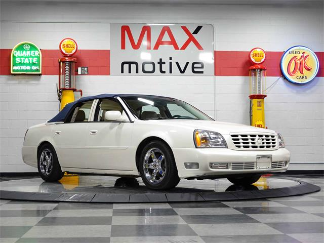 2000 Cadillac DeVille (CC-1522242) for sale in Pittsburgh, Pennsylvania