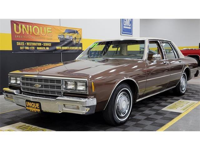 1981 Chevrolet Impala (CC-1522246) for sale in Mankato, Minnesota