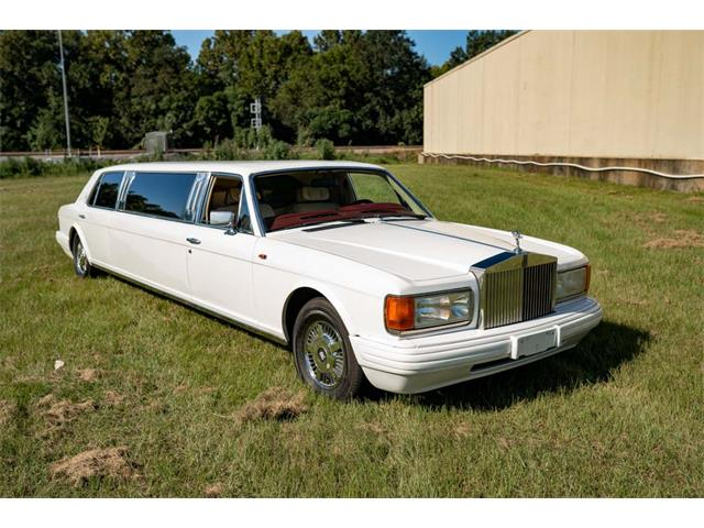 1985 Rolls-Royce Silver Spur (CC-1522258) for sale in Jackson, Mississippi