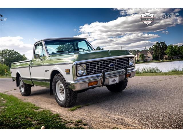 1972 Chevrolet Pickup (CC-1522269) for sale in Milford, Michigan