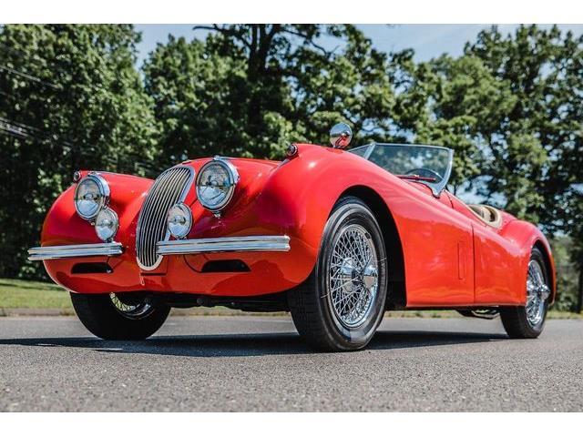 1953 Jaguar XK120 (CC-1520227) for sale in La Jolla, California