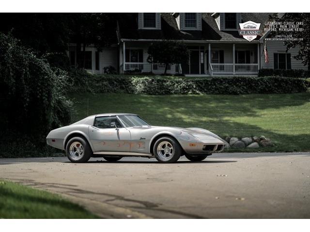 1974 Chevrolet Corvette (CC-1522271) for sale in Milford, Michigan