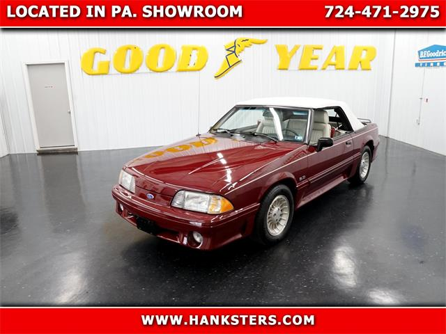 1989 Ford Mustang (CC-1522283) for sale in Homer City, Pennsylvania