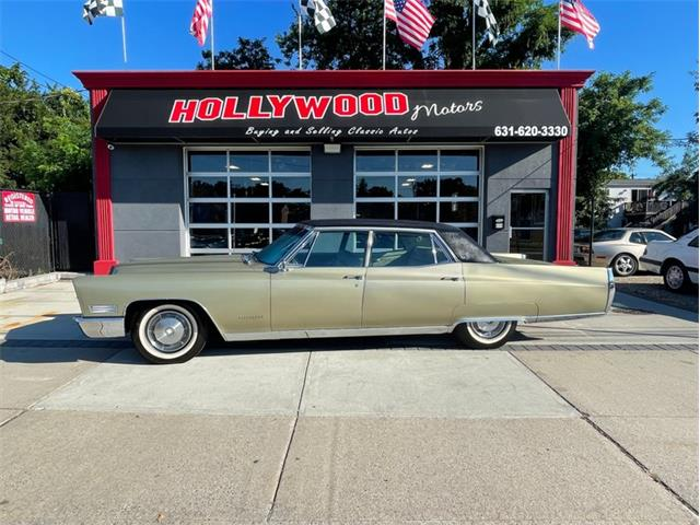 1967 Cadillac Fleetwood (CC-1522287) for sale in West Babylon, New York
