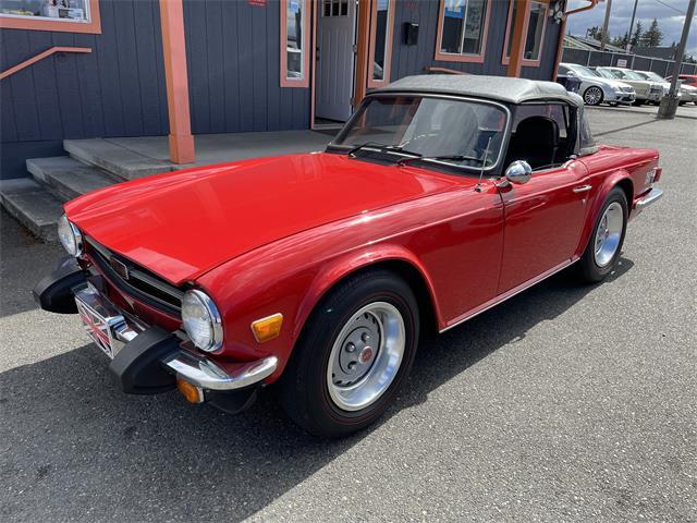 1975 Triumph TR6 (CC-1520229) for sale in Tacoma, Washington