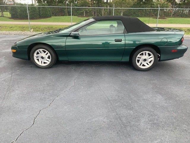 1995 Chevrolet Camaro (CC-1522314) for sale in Greensboro, North Carolina