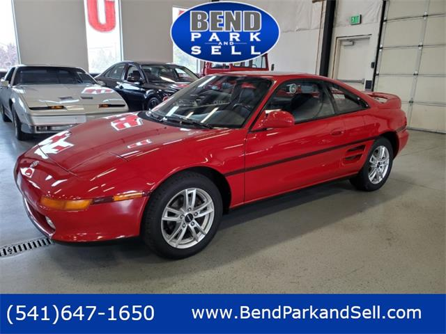 1991 Toyota MR2 (CC-1522361) for sale in Bend, Oregon