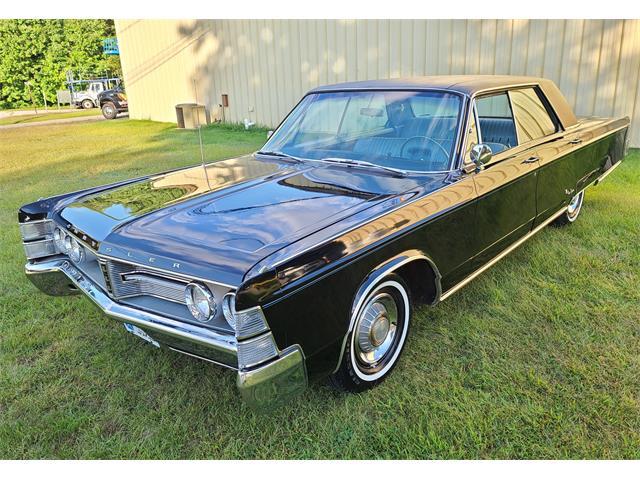 1967 Chrysler New Yorker (CC-1522382) for sale in hopedale, Massachusetts