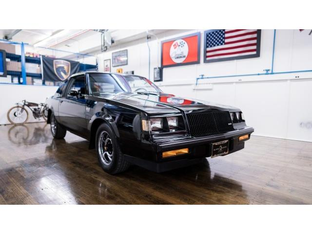 1987 Buick Grand National (CC-1520240) for sale in Bridgeport, Connecticut