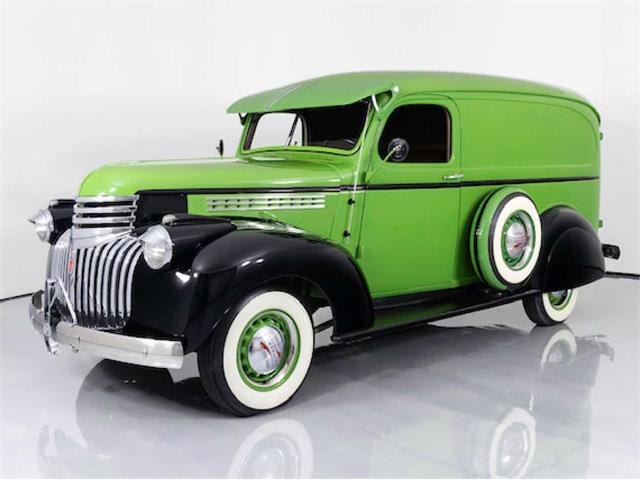 1946 Chevrolet Panel Truck (CC-1522405) for sale in Biloxi, Mississippi