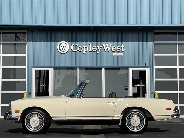 1969 Mercedes-Benz 280SL (CC-1522407) for sale in newport beach, California