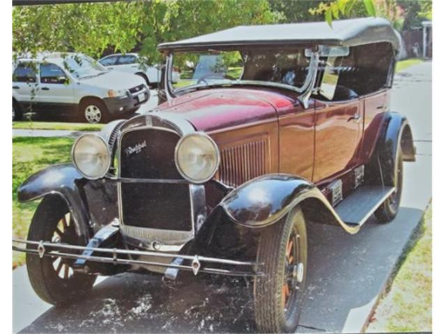 1924 Willys Whippet (CC-1522409) for sale in Stockton , California