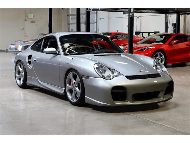 2001 Porsche 911 (CC-1522426) for sale in San Carlos, California