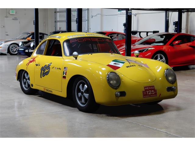 1958 Porsche 356A (CC-1522427) for sale in San Carlos, California