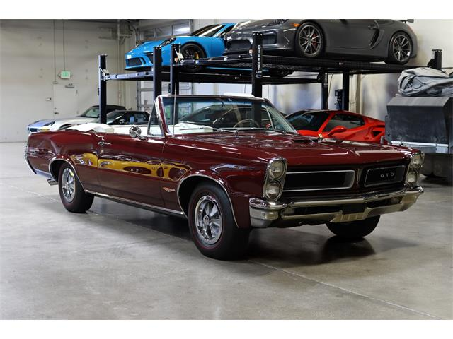 1965 Pontiac GTO (CC-1522431) for sale in San Carlos, California