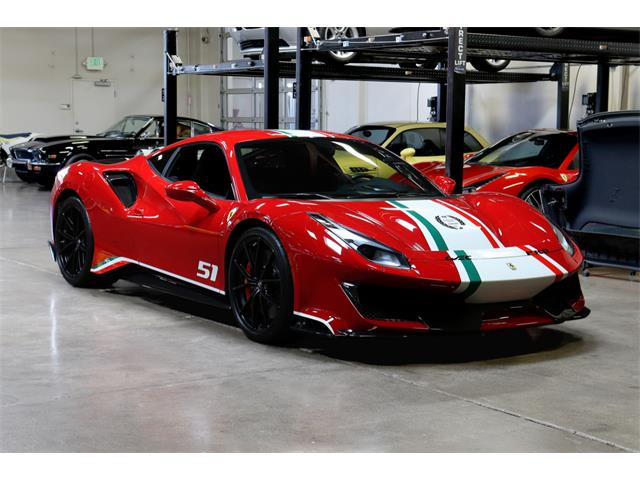 2020 Ferrari 488 (CC-1522432) for sale in San Carlos, California
