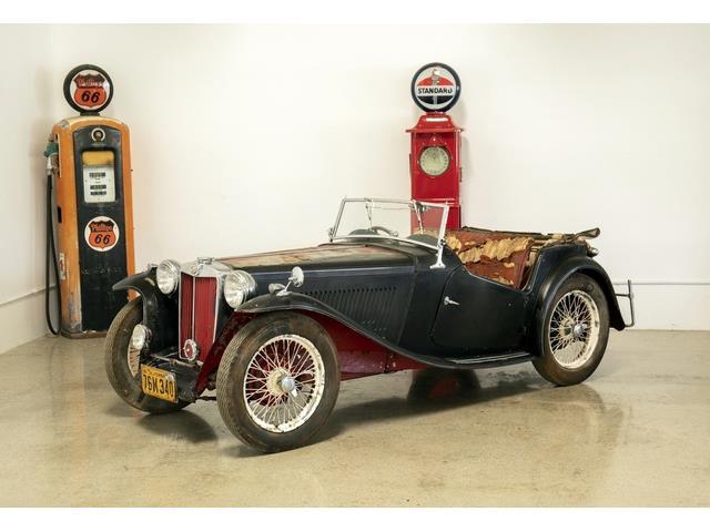 1948 MG TC (CC-1520245) for sale in Pleasanton, California