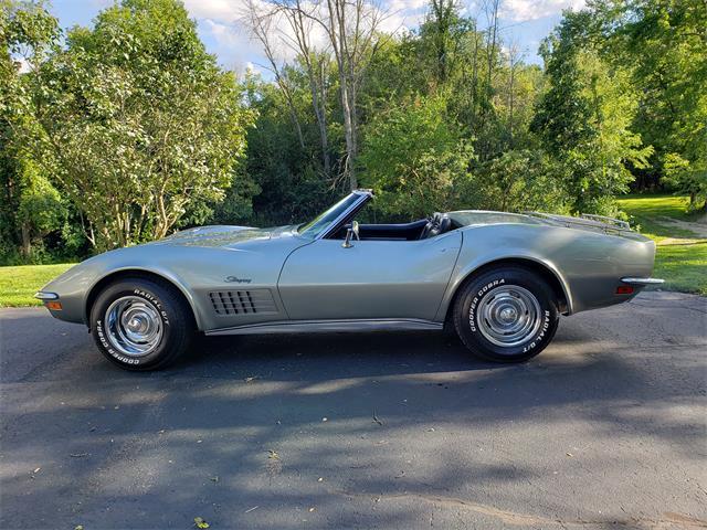 1972 Chevrolet Corvette Stingray (CC-1522450) for sale in Lake Mills, Wisconsin
