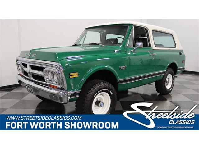 1972 GMC Jimmy (CC-1522493) for sale in Ft Worth, Texas