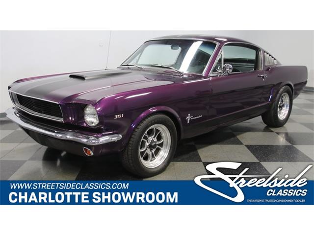 1966 Ford Mustang (CC-1522497) for sale in Concord, North Carolina