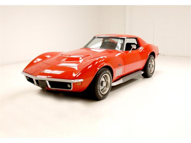 1969 Chevrolet Corvette (CC-1522507) for sale in Morgantown, Pennsylvania