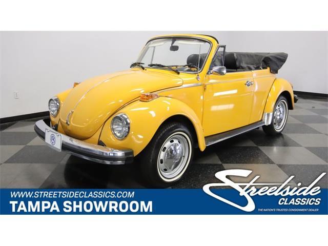 1978 Volkswagen Super Beetle (CC-1522518) for sale in Lutz, Florida