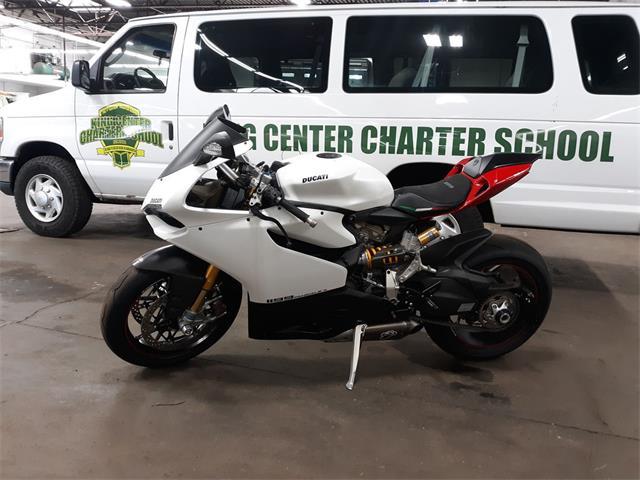 2012 Ducati Motorcycle (CC-1522524) for sale in Hamburg, New York