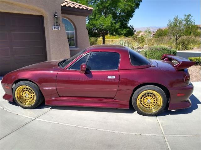 1995 Mazda Miata (CC-1522538) for sale in Cadillac, Michigan