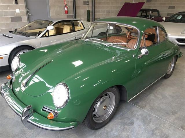 1965 Porsche 356SC (CC-1522539) for sale in Cadillac, Michigan