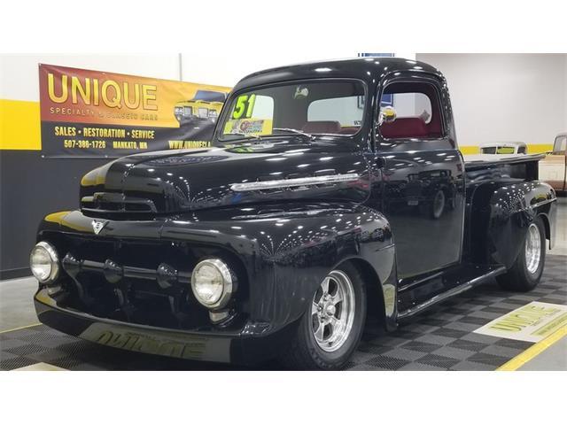 1951 Ford F1 (CC-1522543) for sale in Mankato, Minnesota