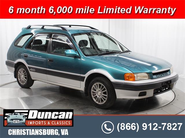 1996 Toyota Sprinter (CC-1522548) for sale in Christiansburg, Virginia