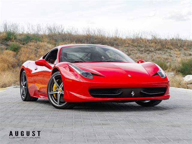 2014 Ferrari 458 (CC-1522550) for sale in Kelowna, British Columbia