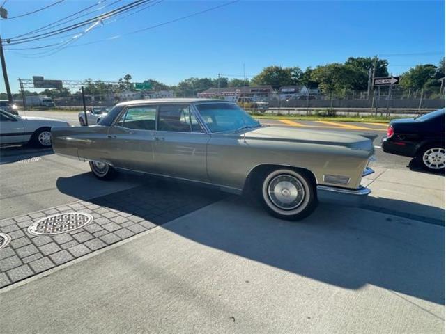 1967 Cadillac Fleetwood (CC-1522561) for sale in Cadillac, Michigan